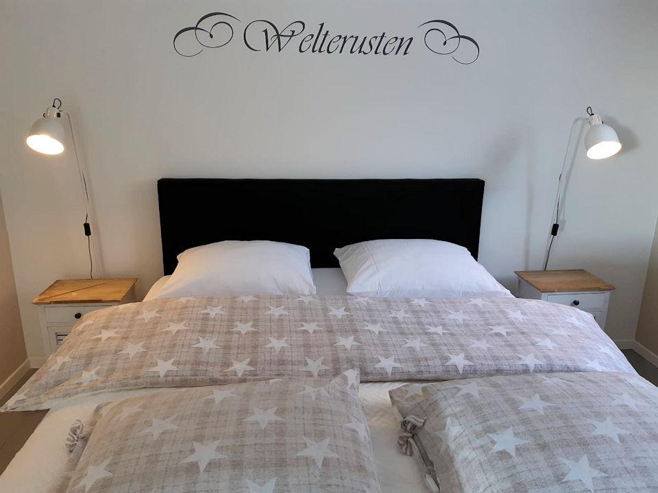 Slaapkamer 2 in het gastenverblijf